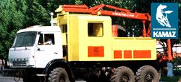 Для ремонта нефтепромыслового оборудования